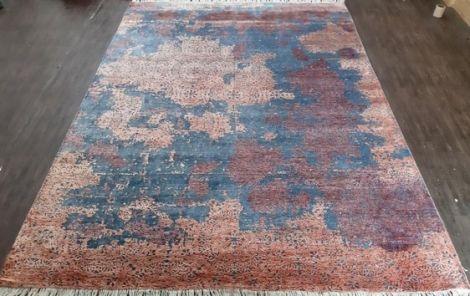 Coral Island Modern Rug 349 x 242 cm