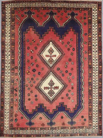 Sirjan Tribal Rug 215 x 158 cm