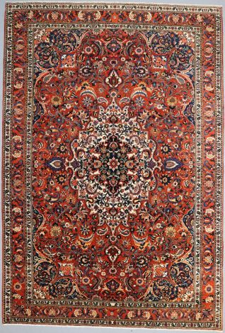 Bakhtiar Traditional Tribal rug 392 x 265 cm