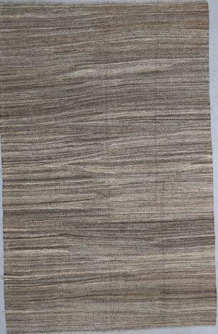 Natural Striped Tribal Wool Killim 247 x 158
