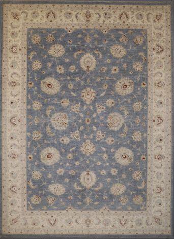 SOLD Delicate Traditional  Pattern Floral Choobi rug 416 x 304 cm