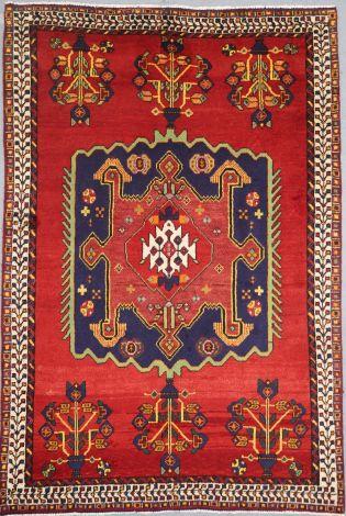 Sirjan Tribal Wool Rug 230 x 160 cm
