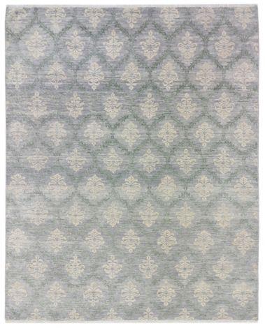 Fleur de Lys Wool Rug 308 x 241 cm