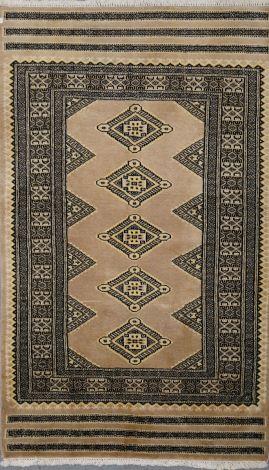 NZ Wool Jaldar rug in  Camel 150 x 90 cm