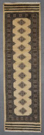 Jaldar Silk Feel NZ Wool Runner 254 x 74 cm