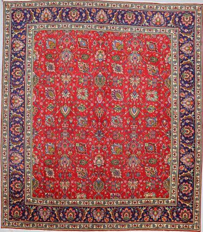 Carmine Tabriz Persian Rug 343 x 300 cm
