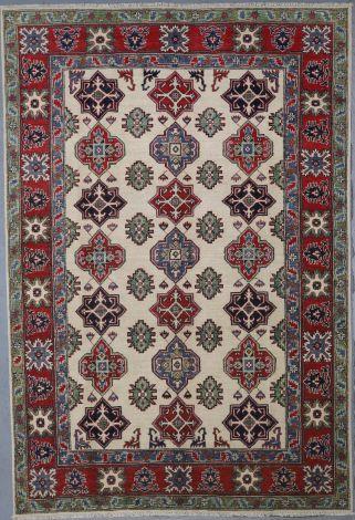 SOLD Kazak Tribal Area Rug 291 x 197 cm