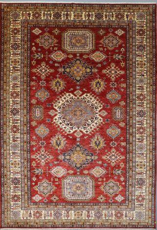 Super Kazak Tribal Rug 436 x 303 cm